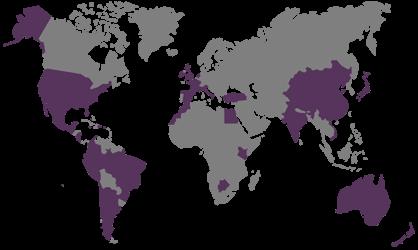 TEAK संवर्धन नक्शा