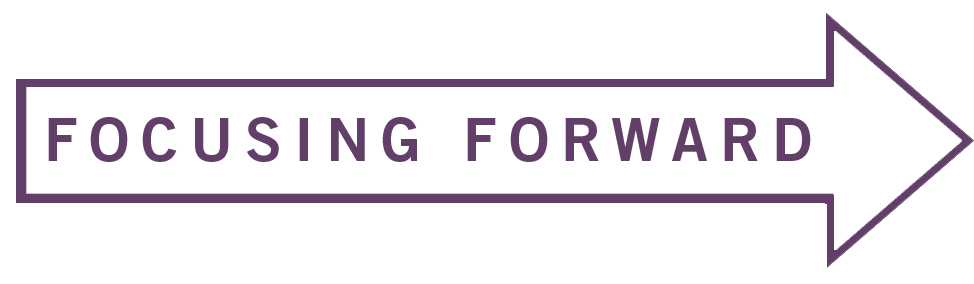Icône Focusing Forward