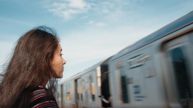 A viagem TEAK-Melanie
